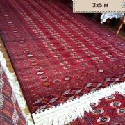 Туркменские ковры ручной работы по привлекательной цене